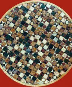 Lavorazioni Maffettone maioiliche - Tavolo
