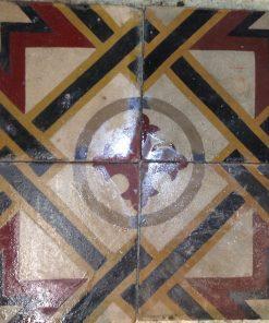 cementina di recupero decorata c 79