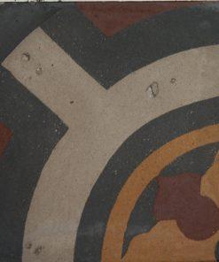 cementina di recupero decorata C 78