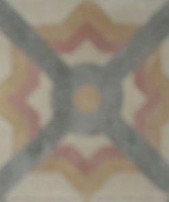 cementina di recupero decorata C 104