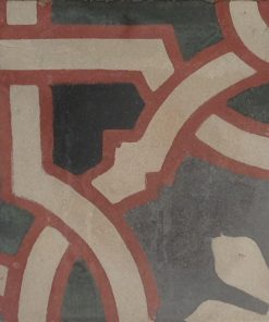 cementina di recupero decorata 18-25