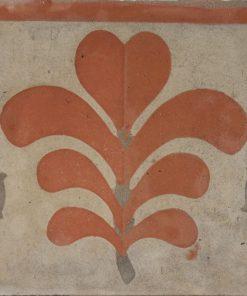 cementina di recupero decorata C 75-25