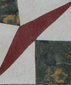 cementina di recupero decorata C 94