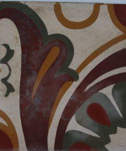 cementina di recupero decorata C 99