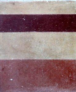 greca cementina di recupero decorata cg 10