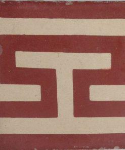 cementina di recupero esagonale decorata cg 5
