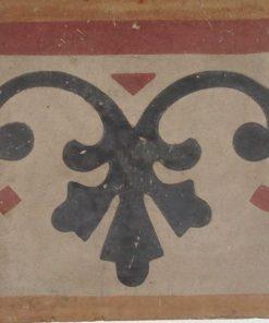 cementina di recupero esagonale decorata cg 6